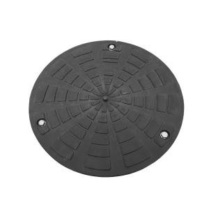 PVC капак за шахта DN315