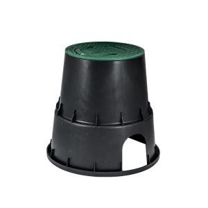 """ШАХТА 10"""" кръгла Ф253mm (градинска)"""