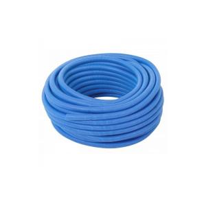 Гофрирана тръба Ф25 синя