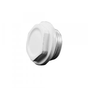 """Тапа за алуминиев радиатор 1"""" (лява)"""