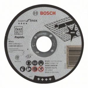 Диск за рязане на Инокс Ф125х1.0