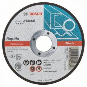 Диск за рязане на метал Ф125х1.0