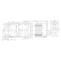 GRUNDFOS MAGNA1 40-150 F /250/ /99221306/