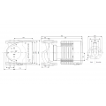 GRUNDFOS MAGNA1 100-120 F PN6 /340/ /97924207/