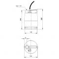 GRUNDFOS Unilift KP 150-M1 /011H1300/