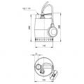 GRUNDFOS Unilift KP 150-A1 /011H1800/