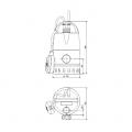 GRUNDFOS Unilift CC7 A1 /96280968/