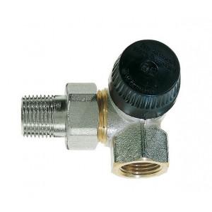 Термостатен вентил Honeywell 1/2'' (ъглов-десен)