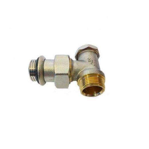 Секретен вентил Honeywell за свръзка ф16 (ъглов)