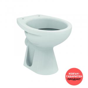 Стояща тоалетна чиния Seva M задно оттичане