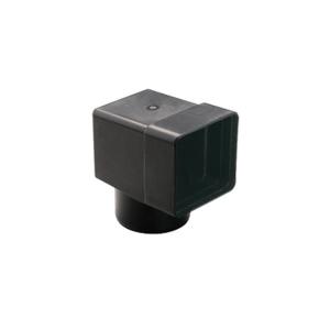 Барбакан терасен 57x48 черен