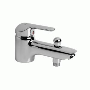 Смесител едноръкохватков, стоящ, за вана/душ Seva Eco