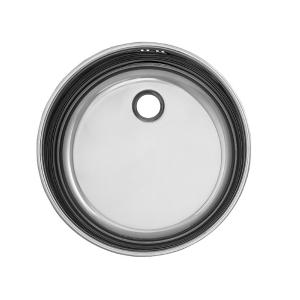 Умивалник за вграждане, кръгъл Ф450 - Ф52