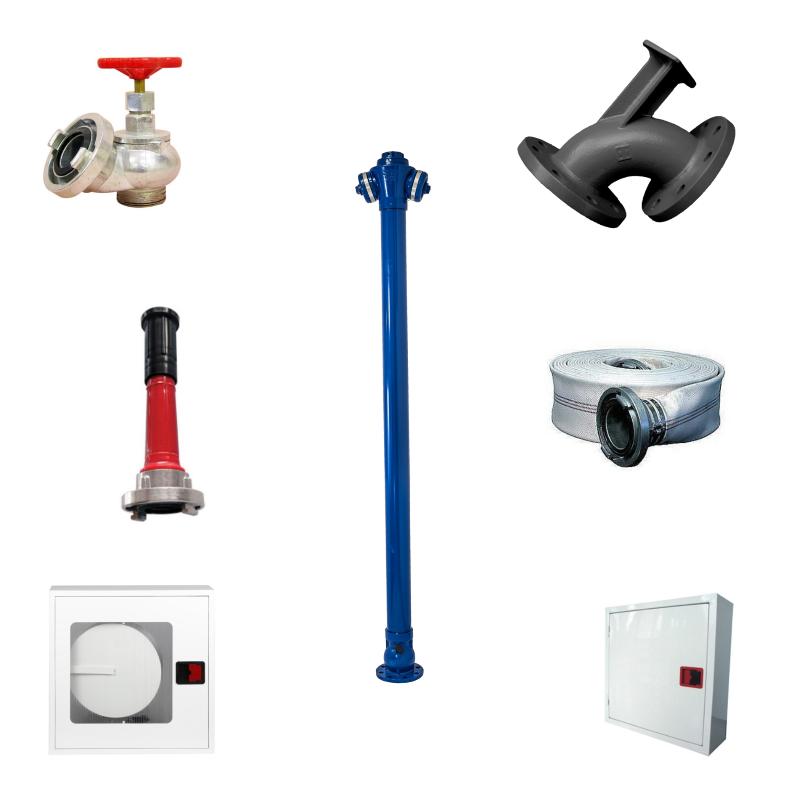 Пожарни хидранти и пожарна арматура
